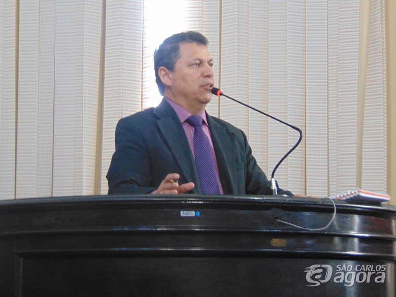"""Malabim quer encerramento do """"tapa buracos"""" no Itamaraty e no Astolpho - Crédito: Divulgação"""
