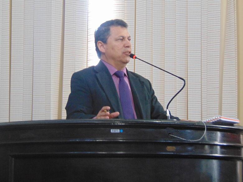 Malabim vê como positivo empréstimo para aquisição de máquinas e equipamentos para Secretaria de Serviços Públicos - Crédito: Divulgação