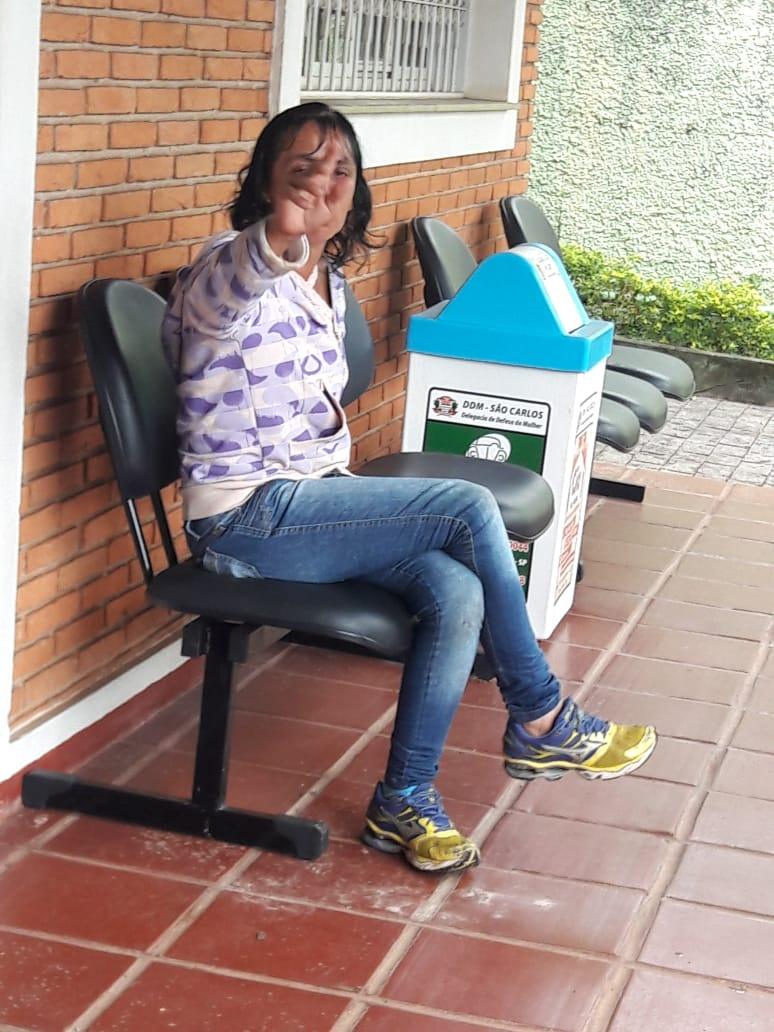 Revoltada, filha quebra a casa e agride mãe de 80 anos - Crédito: Maycon Maximino