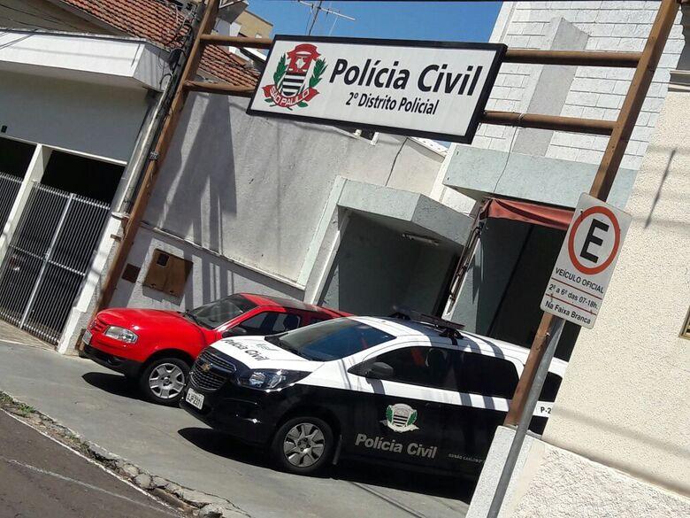 Ao entregar pizza, motoboy é assaltado por dois criminosos - Crédito: Arquivo/SCA