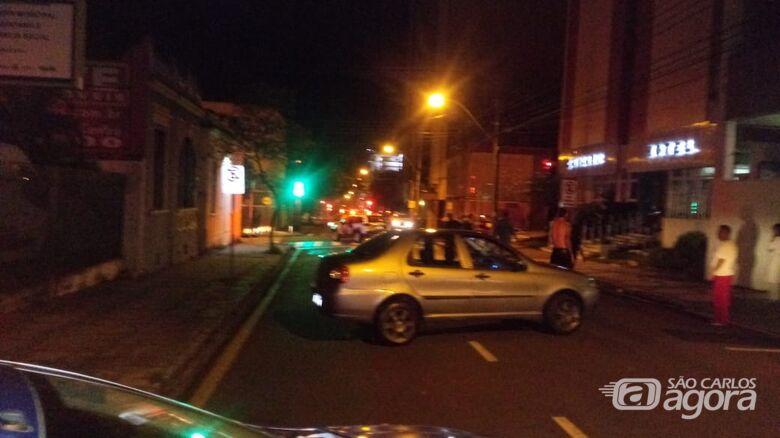 Com uso de explosivos, criminosos furtam Caixa Econômica Federal - Crédito: Divulgação