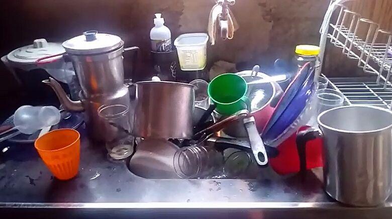 Problema em bomba causa falta de água no Cidade Aracy - Crédito: Divulgação
