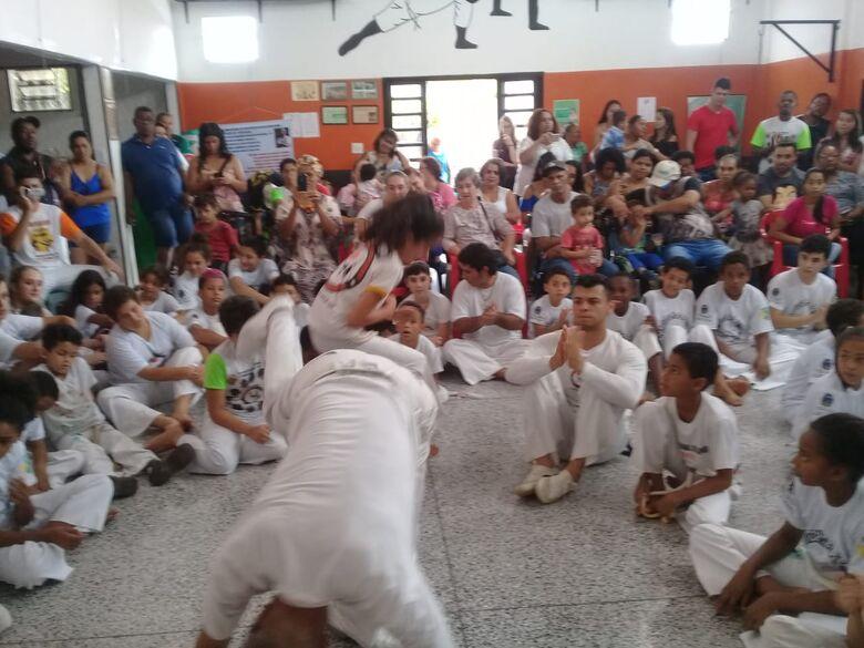 Copinha de Capoeira vai reunir 150 atletas em São Carlos - Crédito: Divulgação