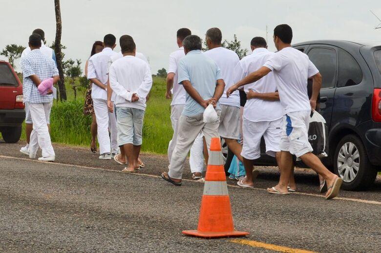 Saidinha de Natal: presos começam a deixar as prisões no estado de SP - Crédito: Antônio Cruz/ABr