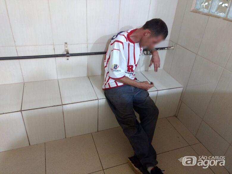 Polícia Militar prende desempregado acusado de furtar lava-rápido - Crédito: Arquivo/SCA