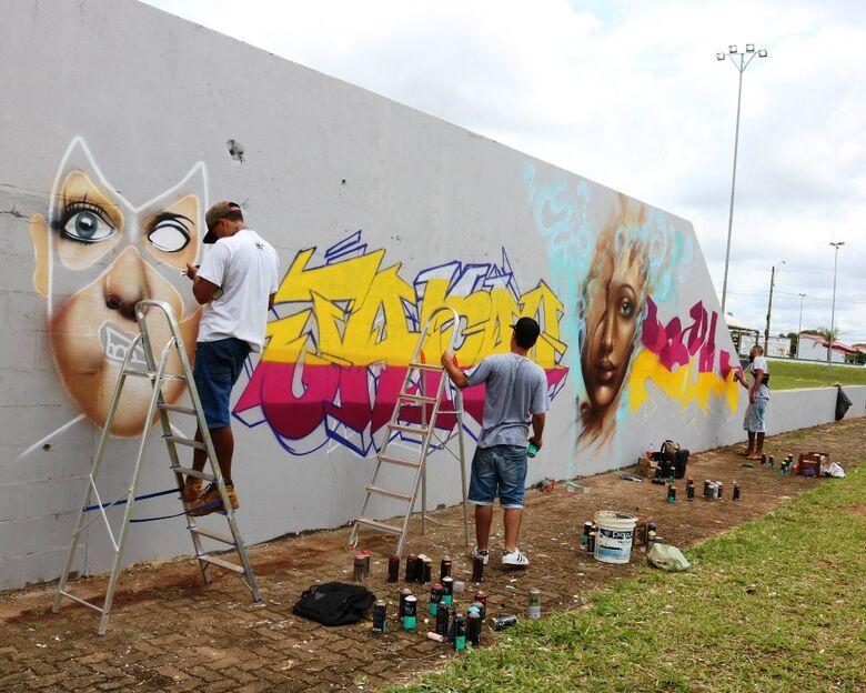 Após seis anos, Sanca Hip Hop realiza evento em São Carlos - Crédito: Divulgação