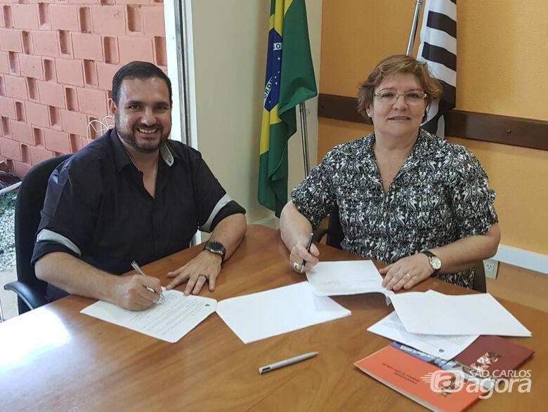 Câmara Municipal firma convênio e faz parceria com Universidade Federal de São Carlos - Crédito: Divulgação