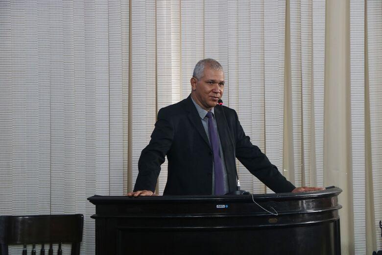 Lucão Fernandes é eleito presidente da Câmara Municipal para o biênio 2019-2020 -