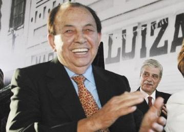 Morre aos 94 anos são-carlense que fundou Magazine Luiza - Crédito: Comércio de Franca