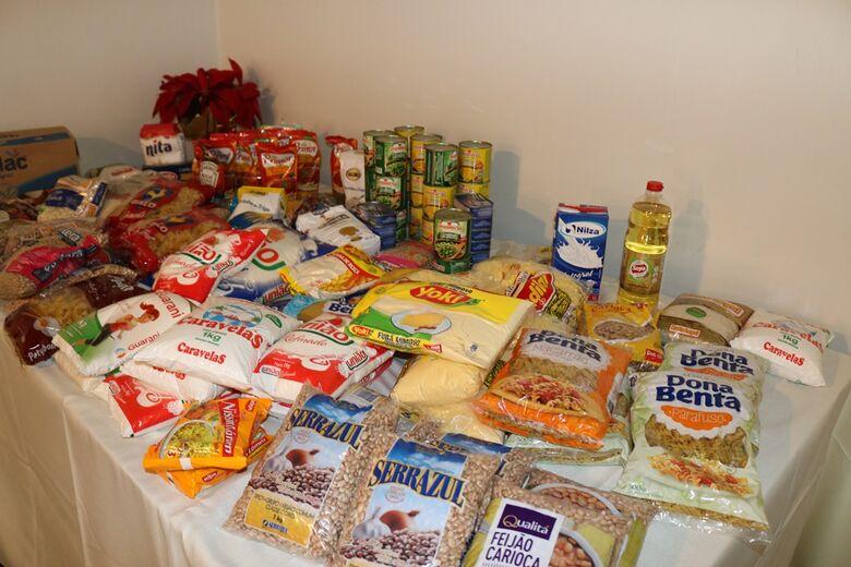 Ciesp arrecada 70 kg de alimentos e R$ 3 mil para creche da Vila Isabel - Crédito: Divulgação