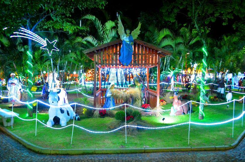 Terceira semana do Natal Luzes e Sons Ibaté 2018 começa na noite desta  quinta-feira -