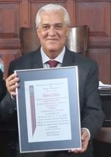 Grão-Mestre da Loja Maçônica recebe título de Cidadão Honorário de São Carlos - Crédito: Divulgação