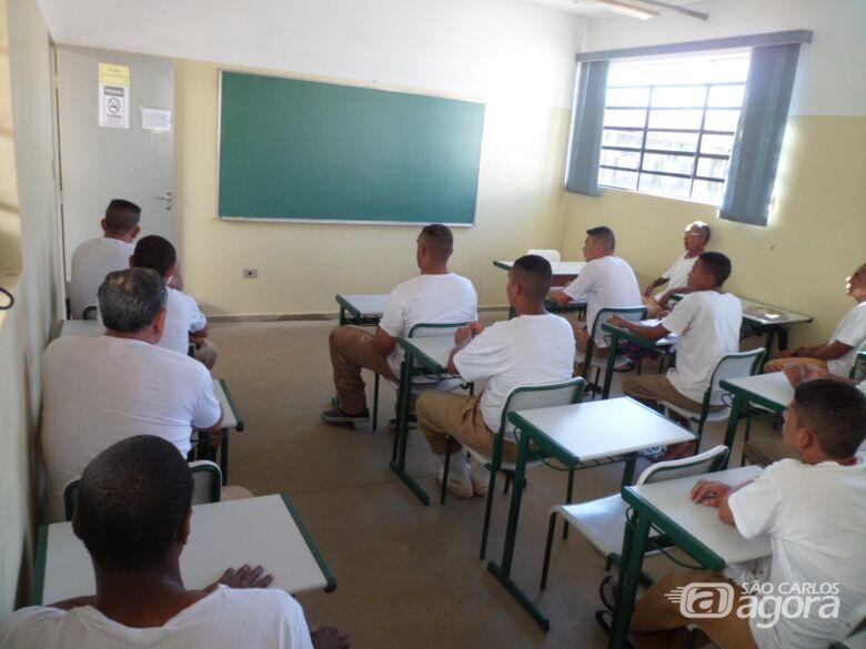 Aumenta em mais de 26% número de presos paulistas inscritos no Enem - Crédito: Divulgação