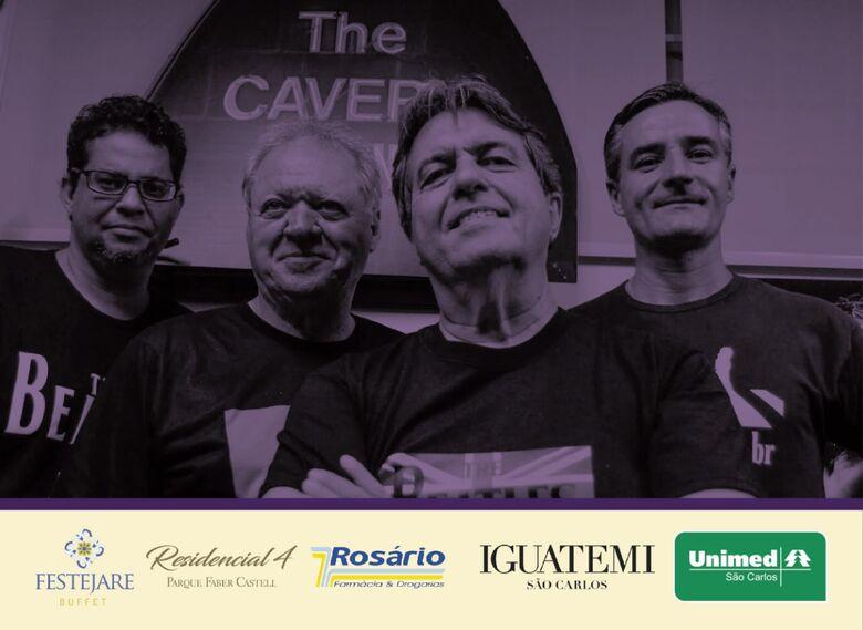 Nesta quarta-feira (19), acontece o show beneficente com a banda The Beatles Again -