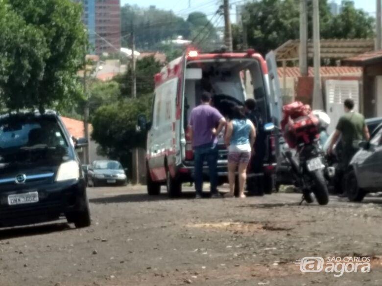 Policiais ambientais salvam garoto após afogamento no Jardim Paulistano - Crédito: Luciano Lopes
