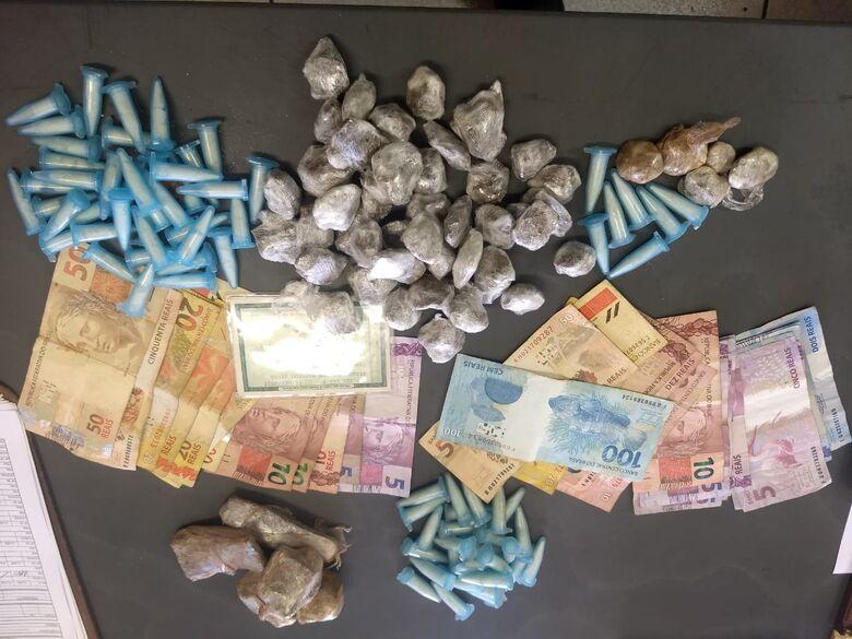 Rocam prende traficante em Porto Ferreira - Crédito: Luciano Lopes