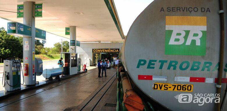 Valor médio da gasolina nos postos caiu 6% em dois meses - Crédito: Pedro Ventura/Agência Brasília