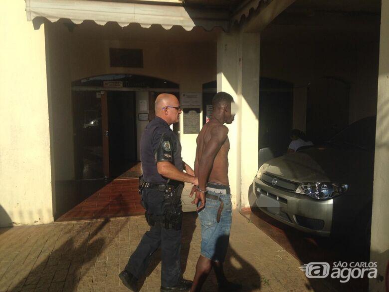 Marfinense é acusado de ofender e ameaçar pessoas - Crédito: Divulgação