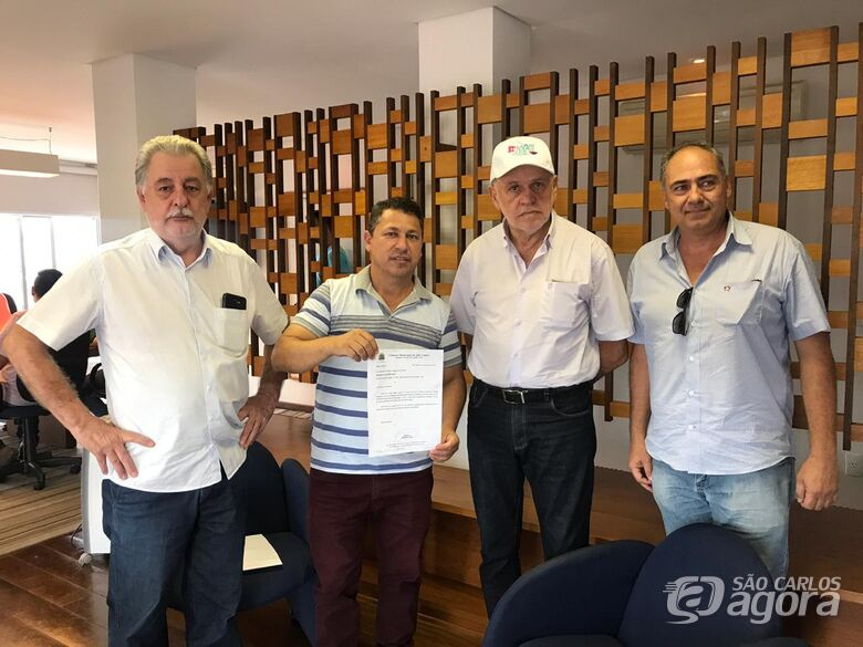 Malabim solicita troca da ligações antigas da rede de água no Romeu Tortorelli - Crédito: Divulgação