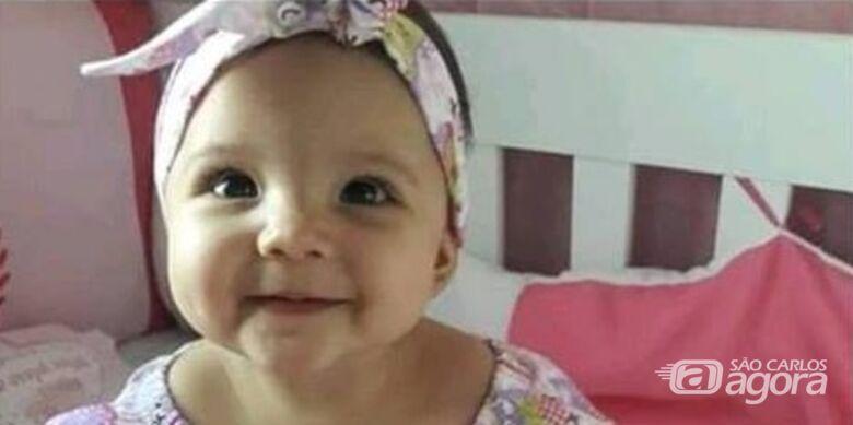 Bebê de seis meses morre engasgada com papinha em cidade da região - Crédito: Reprodução