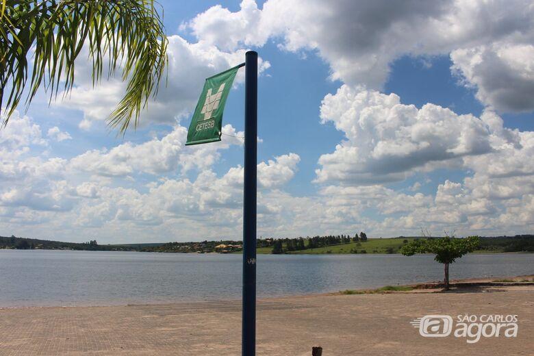 Água do Broa é excelente, atesta Cetesb - Crédito: Divulgação
