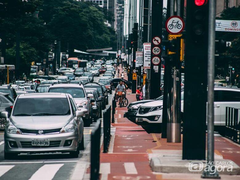 IPVA: vence hoje (14) quitação com desconto para carros de placa final 4 - Crédito: Do Portal do Governo