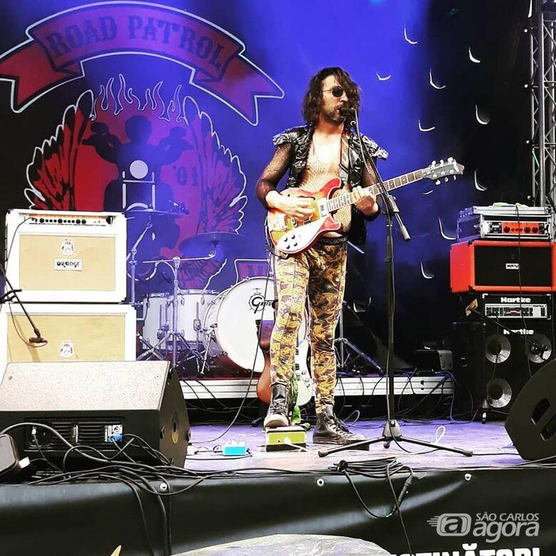 Dr Crazy One Mad Band faz shows no interior; um será em São Carlos - Crédito: Divulgação
