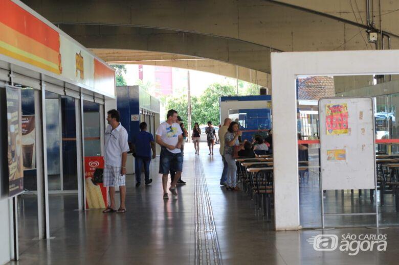 Rodoviária terá 32 câmeras de segurança e monitoramento 24h/dia pela Guarda Municipal - Crédito: Marco Lúcio