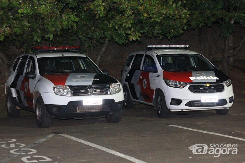 """""""Ex"""" é detido após ameaçar mulher no Zavaglia - Crédito: Divulgação"""
