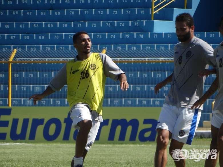 São Carlos pega o Comercial e Elton prevê um jogo tenso - Crédito: Marcos Escrivani