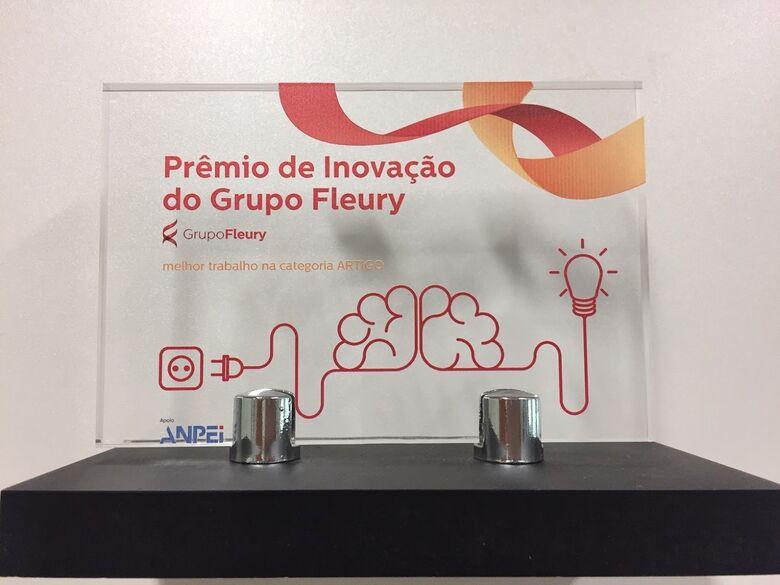Pesquisa sobre prognóstico de câncer de boca vence prêmio Fleury de Inovação - Crédito: Divulgação