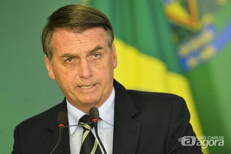 Com decreto, pessoas acima de 25 anos podem ter até 4 armas de fogo - Crédito: Marcelo Camargo/Agência Brasil