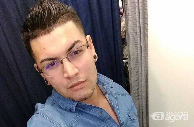 Jovem que morreu em acidente na SP-310 era de Araraquara - Crédito: Redes Sociais