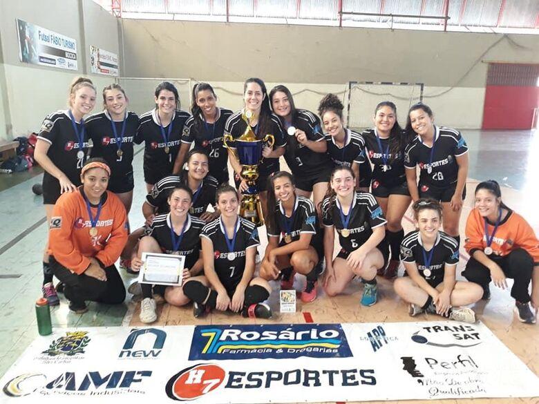 H7 Esportes/La Salle confirma presença no Estadual Júnior - Crédito: Marcos Escrivani