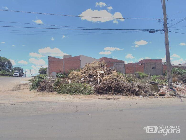 Malabim quer desativação e mudança de local do ecoponto do São Carlos 8 - Crédito: Divulgação