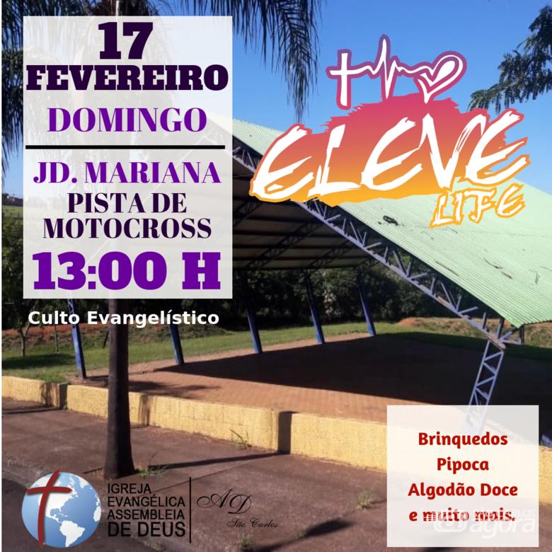 Eleve Life retorna em Ibaté com atividades solidárias no Jardim Mariana -