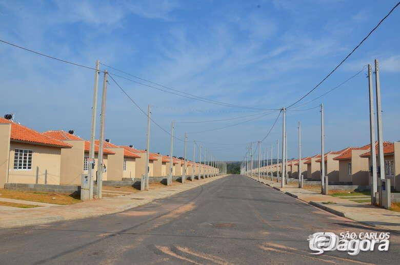 Em 'post', Muller coloca em 'xeque' construção de 759 casas em São Carlos - Crédito: Arquivo/SCA