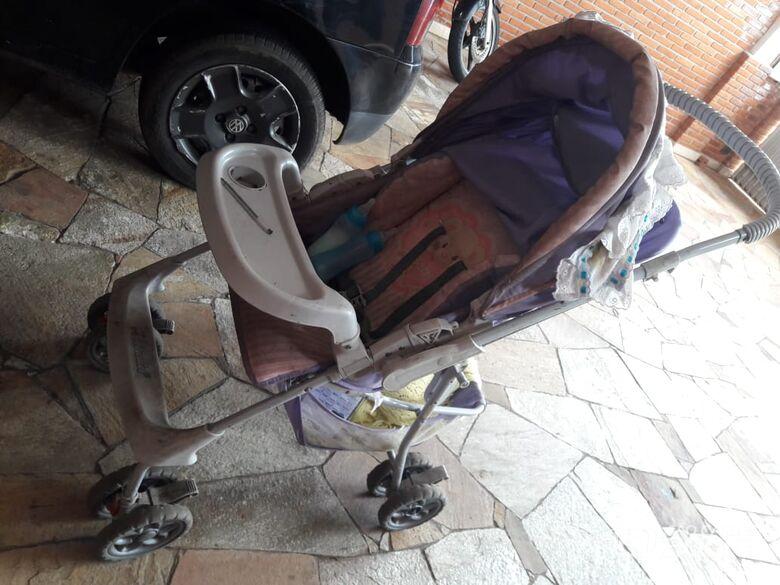 Mãe com dois bebês é flagrada comprando crack na Redenção - Crédito: Maycon Maximino