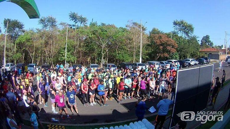 Primeira etapa do 4º Campeonato Corrida Treino de Rua de Ibaté será em fevereiro - Crédito: Divulgação