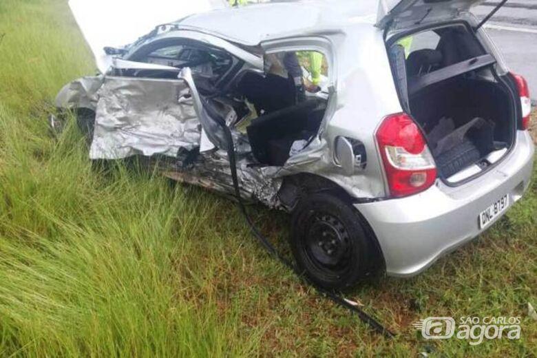 Homem morre em trágico acidente na rodovia SP-348 - Crédito: Polícia Militar Rodoviária