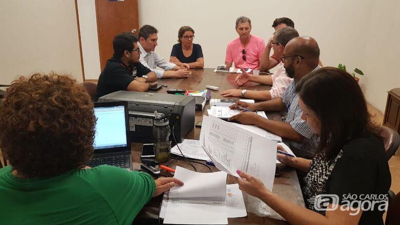 Comitê de Transição da Merenda escolar realiza a primeira reunião - Crédito: Divulgação
