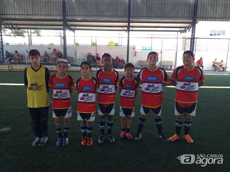 Escolas se unem para festival de futebol - Crédito: Divulgação