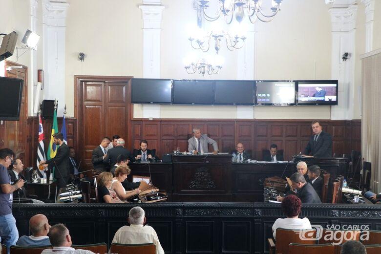 Acordo define composição de comissões permanentes da Câmara Municipal - Crédito: Divulgação