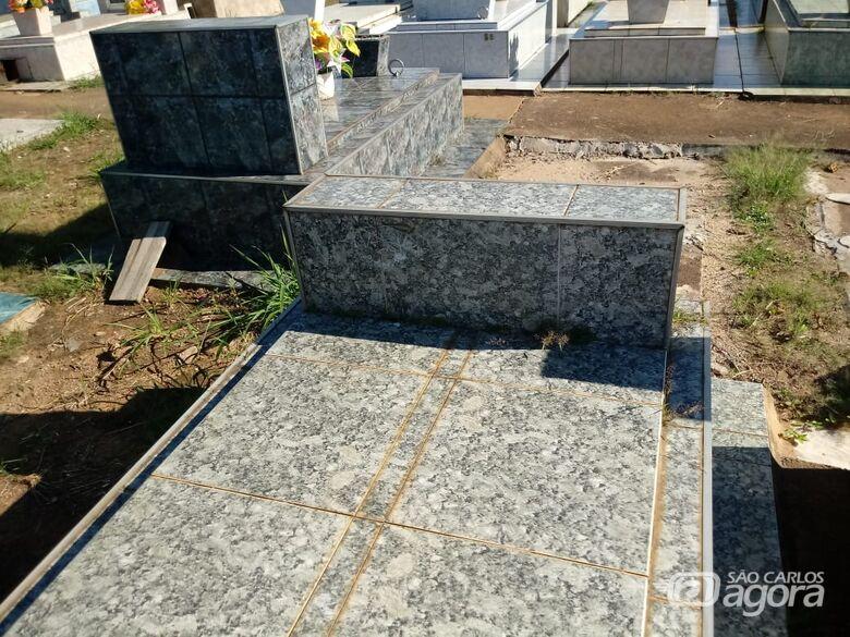 Polícia Civil e GM de Ibaté identificam autores de furto em cemitério - Crédito: Divulgação