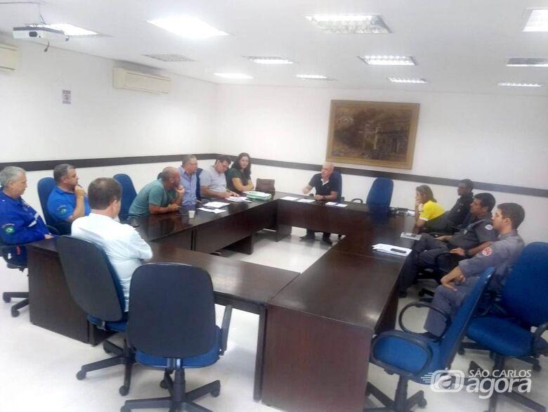 Gardini reúne Gestão Integrada para primeira reunião em 2019 - Crédito: Divulgação