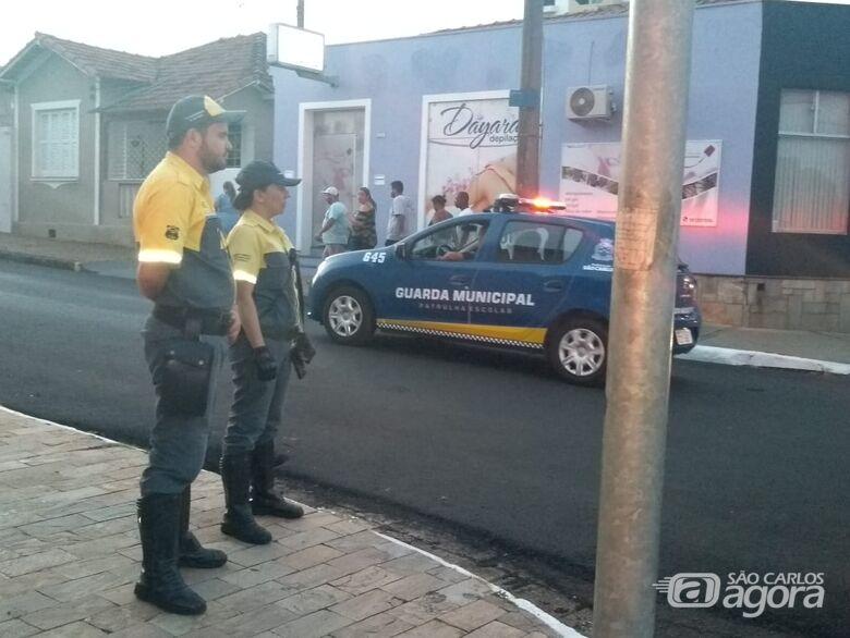 Para inibir bagunça, Polícia Militar e Guarda Municipal realizam operação conjunta - Crédito: Divulgação