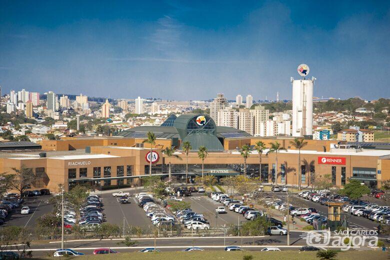 Iguatemi São Carlos recebe novas lojas - Crédito: Divulgação