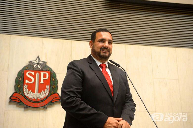 Julio Cesar é indicado para várias Comissões Permanentes da Alesp - Crédito: Divulgação