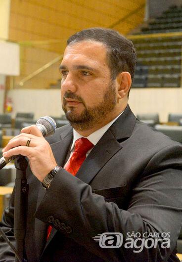 Julio Cesar faz balanço da primeira semana como deputado na Alesp - Crédito: Divulgação
