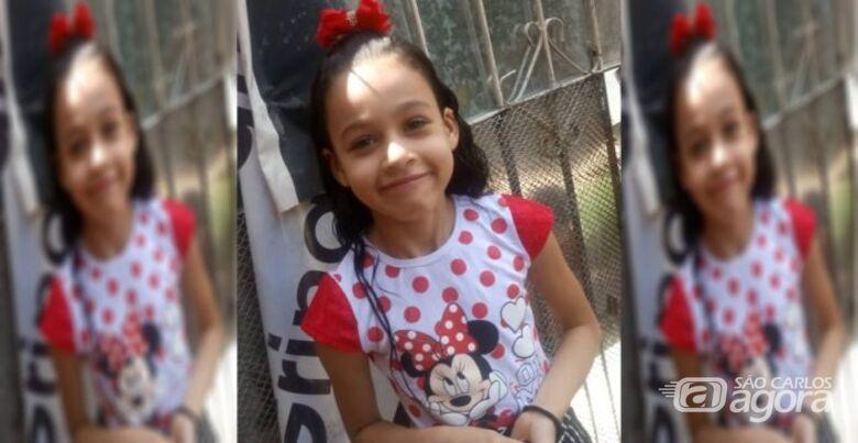 Menina de 7 anos morre engasgada em cidade da região - Crédito: Redes Sociais